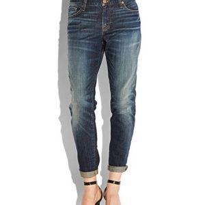 Lucky Brand Sienna Cigarette Denim Jeans